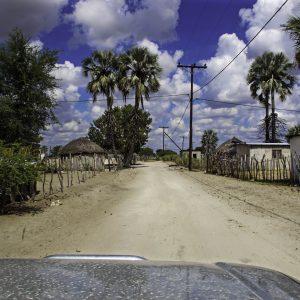 Back roads Botswana