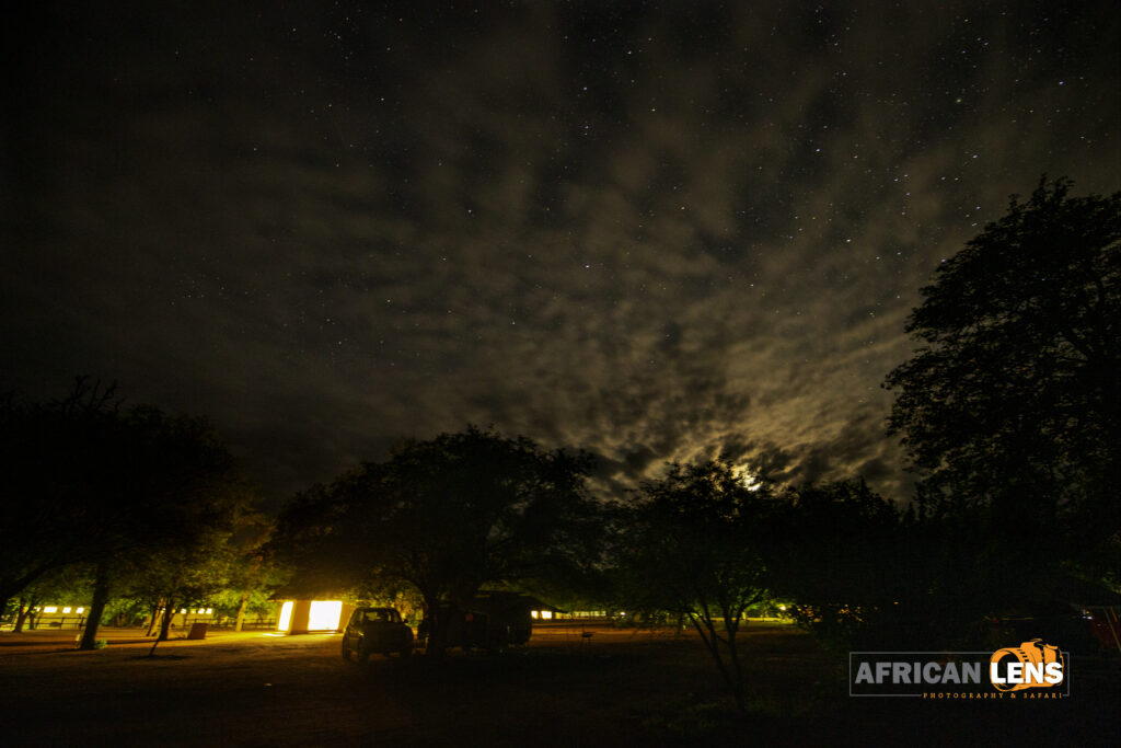 Moon rising at KNP