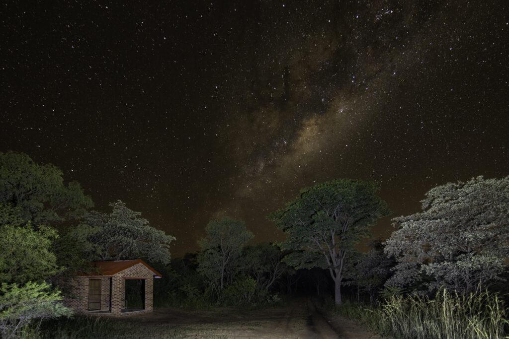 Milky ay at Combretum Park