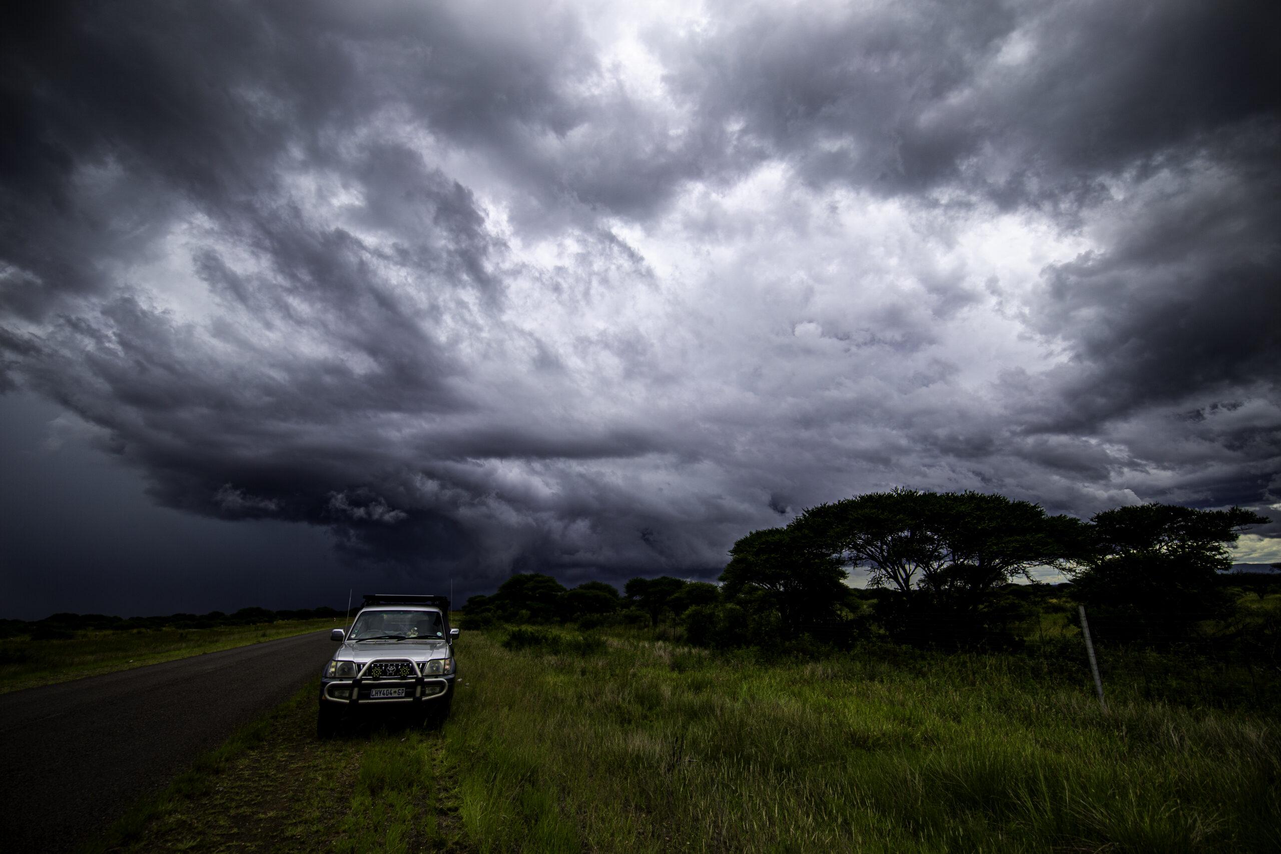 Bel Bela storms